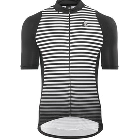 Etxeondo Maillot M/C Geo Bike Jersey Shortsleeve Men white/black